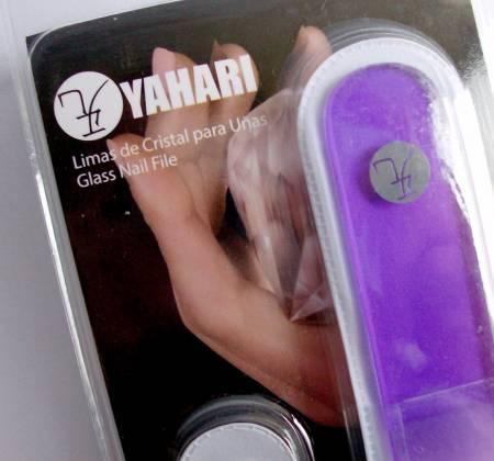 Limas de Vidro para Unhas Yahari