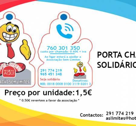 Porta Chaves Solidário