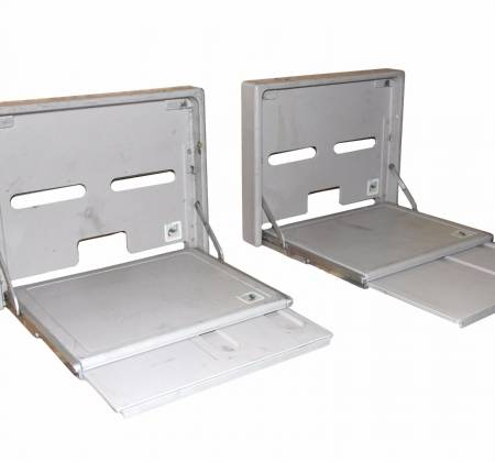 Extensible table of cabin crew from TAP A319 TTK airplane - 59
