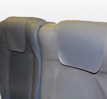 Cadeira tripla económica do avião A319 CS-TTM da TAP - 9