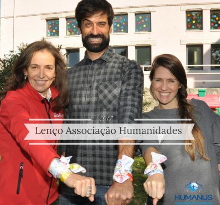Lenço Associação Humanidades