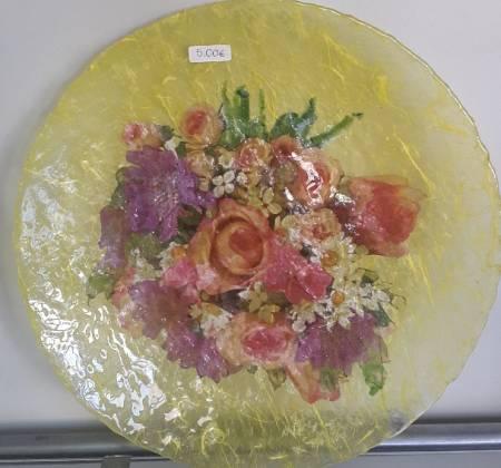 Prato floral