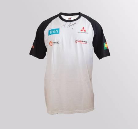 Autographed jersey by Armindo Araújo