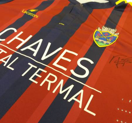 Chaves Jersey signed by Rafa