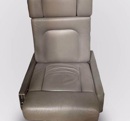 Leather seat flight crew rest from TAP airline