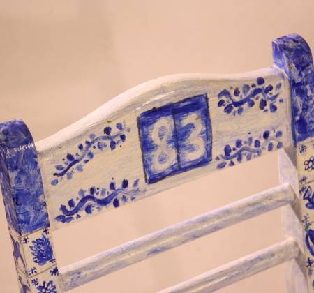 "Chair ""Azulejos"" - Darte Sessions"