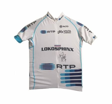 Camisola da Juventude RTP - Alexander Vdovin - Volta a Portugal