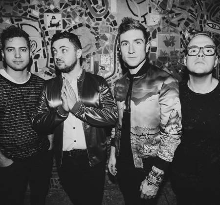 Meet&Greet com Walk The Moon - Rock in Rio 2017