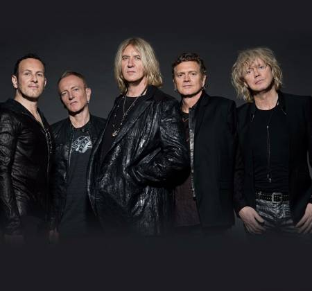 Meet&Greet with Def Leppard - Rock in Rio 2017