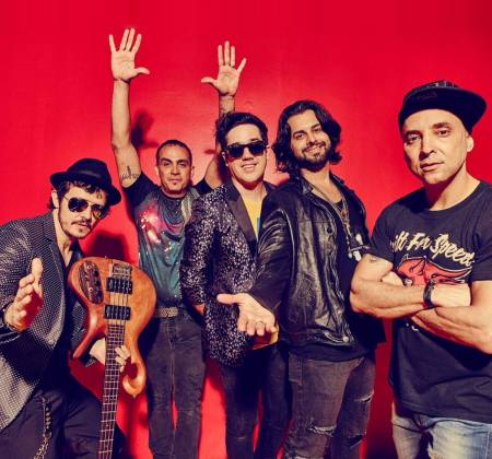 Meet&Greet with Jota Quest - Rock in Rio 2017
