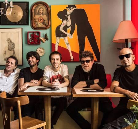 Meet&Greet with Titãs - Rock in Rio 2017