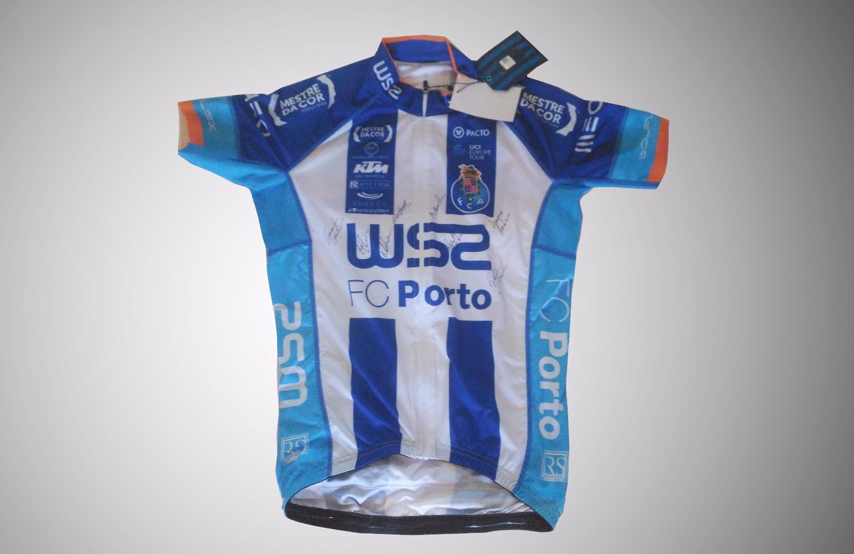 Camisola da equipa W52/FC Porto da Volta a Portugal