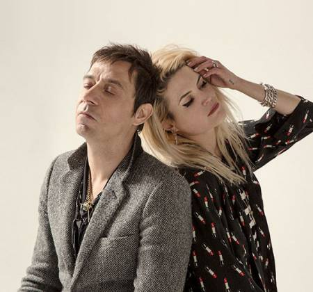 Guitarra autografada pelo The Kills - Rock in Rio 2017