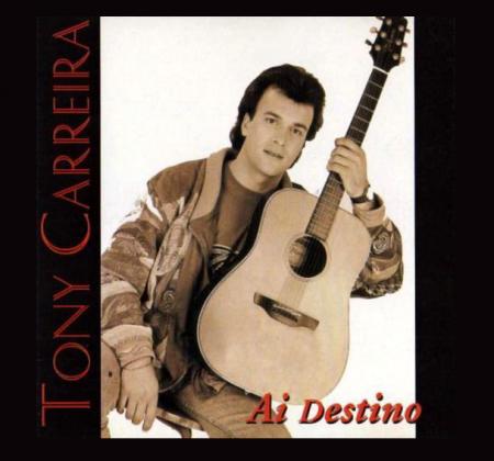 Primeira guitarra de Tony Carreira