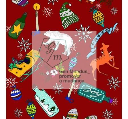 Postais de Natal Gen Mundus