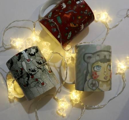 Canecas de Natal Gen Mundus