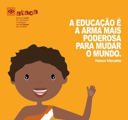 Presente Solidário - Bolsa de Estudo Moçambique