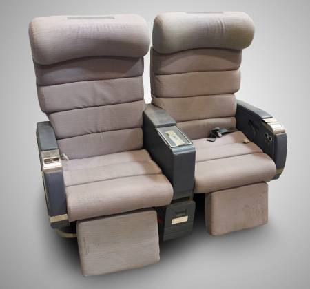 Double chair without TV from TAP Air Portugal - 6