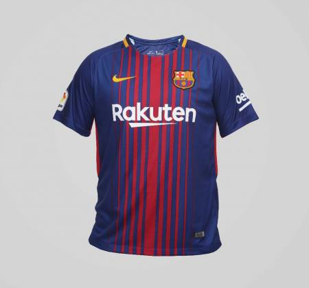FC Barcelona Lionel Messi jersey autographed by the player