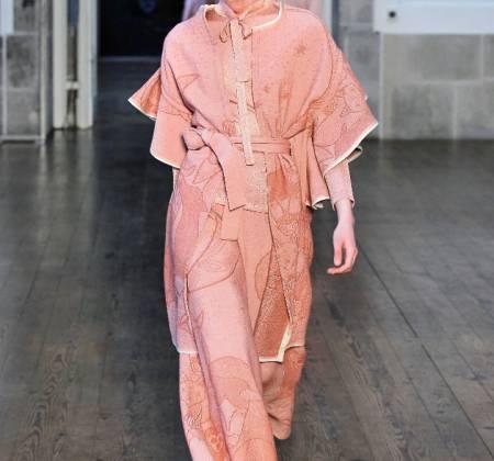 Casaco em Jacquard de Katty Xiomara - Portugal Fashion 2018