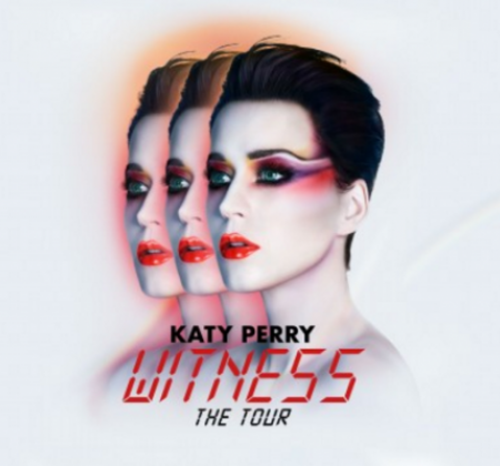 Two tickets to the Katy Perry WITNESS The Tour - London June 14