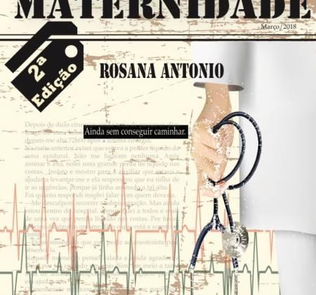Terror na Maternidade 2ª Edição (Rosana Antonio)