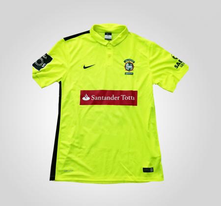 Edgar Costa's Club Sport Marítimo jersey