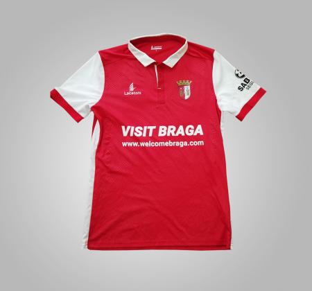 Camisola de Fransérgio do SC Braga