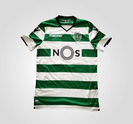 Camisola de Ricardo Almeida do Sporting B