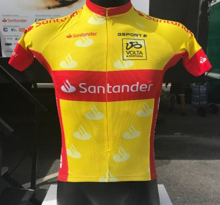 Yellow jersey - Volta a Portugal