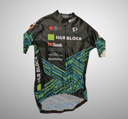 Signed jersey by H&R Block Team - Volta a Portugal 2017