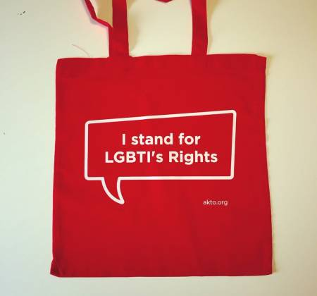 Saco - I stand for LGBTI´s rights