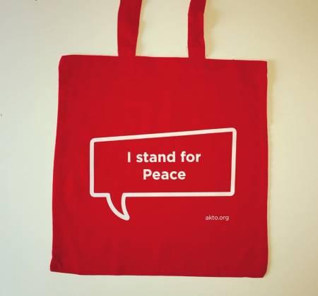 Saco - I stand for peace