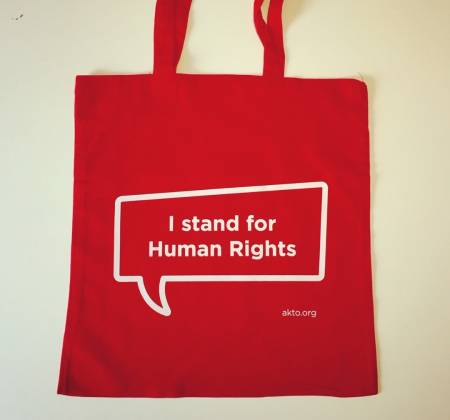 Saco - I stand for human rights