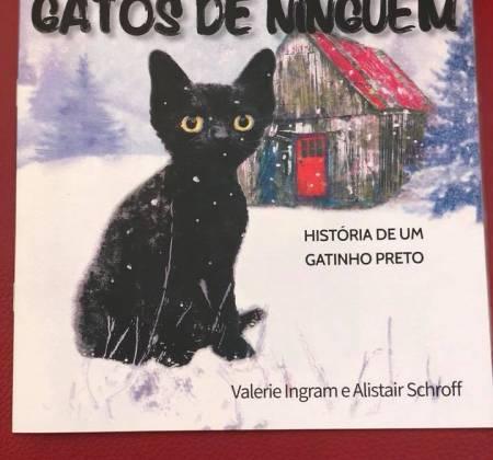 Livro Gatos de Ninguém