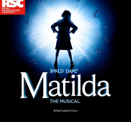 Bilhete duplo para o Matilda no Cambridge Theatre
