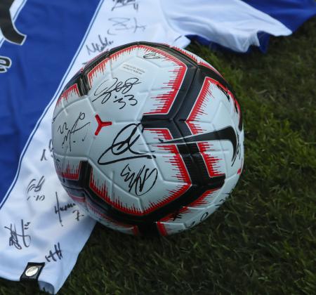Bola Nike autografada pelo plantel FC Porto - Final Four 2019