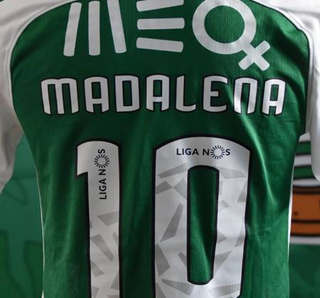 Rio Ave FC jersey worn by Diego at a game