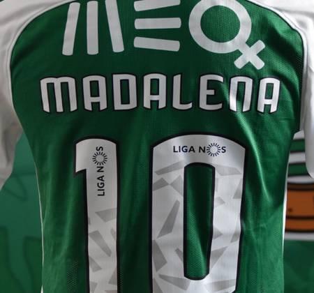 Camisola de Diego do Rio Ave FC usada em jogo