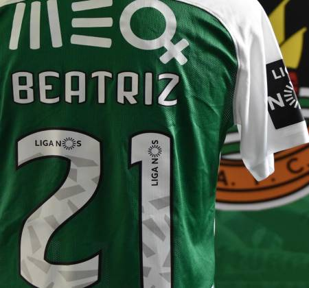 Rio Ave FC jersey worn by Leandrinho at a game