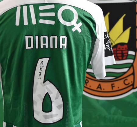 Rio Ave FC jersey worn by Borevkonic at a game
