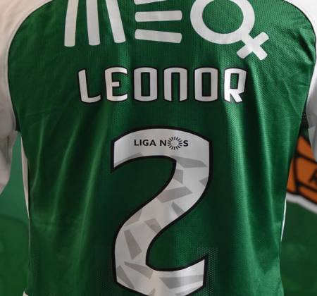 Rio Ave FC jersey worn by Matheus Reis at a game