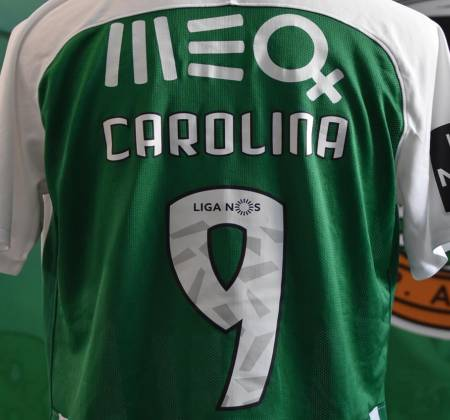 Camisola de Bruno Moreira do Rio Ave FC usada no jogo