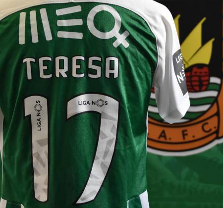 Rio Ave FC jersey worn by Fábio Coentrão at a game