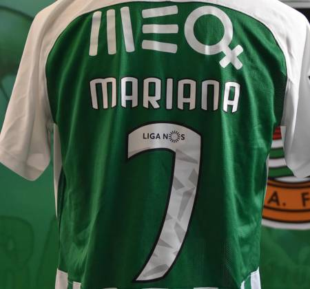 Rio Ave FC jersey worn by Murilo at a game