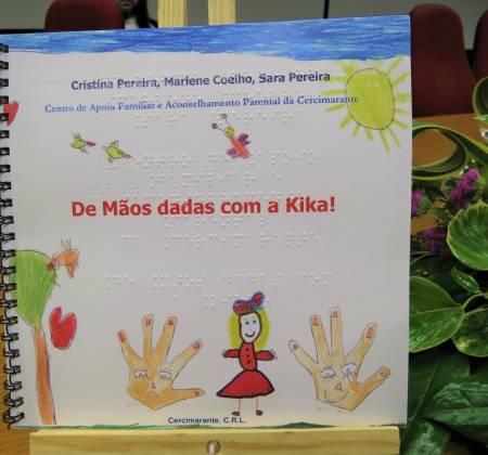 De Mãos dadas com a Kika