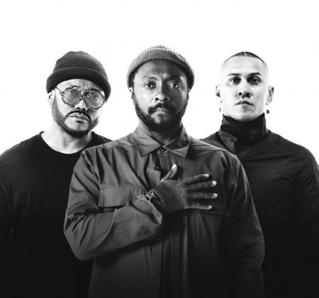 Meet&Greet e guitarra autografada pelo Black Eyed Peas no Rock in Rio