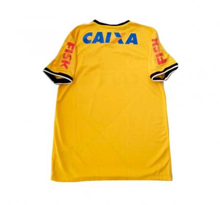 Camisa do Corinthians autografada pelos jogadores