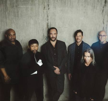Meet&Greet Dave Matthews Band at Rock in Rio 2019