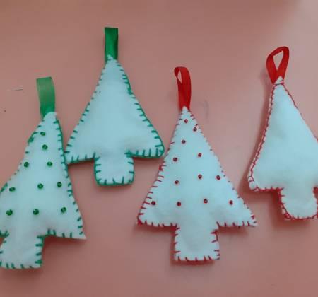 Pack de 2 Arvores de Natal